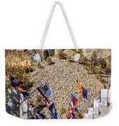 Mount Rushmore Grand View Terrace Weekender Tote Bag