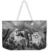 Mount Rushmore II Weekender Tote Bag