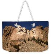 Mount Rushmore National Monument South Dakota Weekender Tote Bag