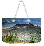 Mount Saint Helens Caldera Weekender Tote Bag