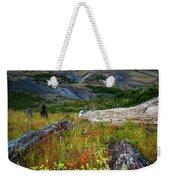Mount Saint Helens Weekender Tote Bag