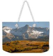 Mount Sneffels Weekender Tote Bag
