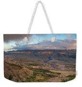 Mount St Helen Weekender Tote Bag