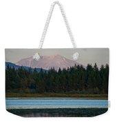Mount St. Helens Weekender Tote Bag