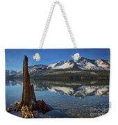 Mount Tallac And Fallen Leaf Lake Weekender Tote Bag