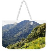 Mount Tamalpais From Blithedale Ridge Weekender Tote Bag