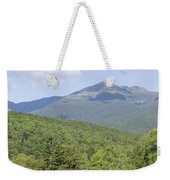 Mount Washington Weekender Tote Bag