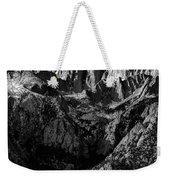 Mount Whitney Weekender Tote Bag