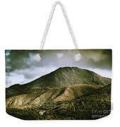 Mount Zeehan Tasmania Weekender Tote Bag