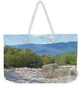 Mountain Air Weekender Tote Bag