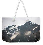 Mountain Alaska A Weekender Tote Bag