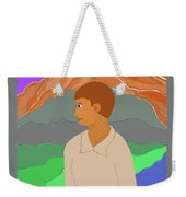 Mountain Boy Weekender Tote Bag