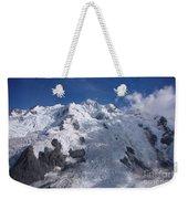 Mountain Cloud Scape Weekender Tote Bag