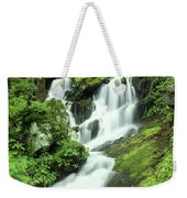Mountain Falls Weekender Tote Bag by Marty Koch
