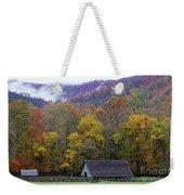 Mountain Farm Weekender Tote Bag