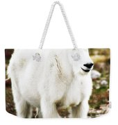 Mountain Goat Weekender Tote Bag