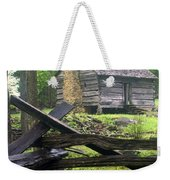Mountain Homestead Weekender Tote Bag
