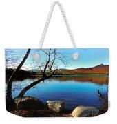 Mountain Lake Chocorua Weekender Tote Bag