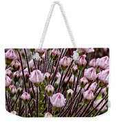 Mountain Laurel Bush Weekender Tote Bag