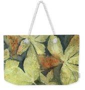 Mountain Leaves Weekender Tote Bag