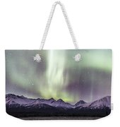 Mountain Magic Weekender Tote Bag