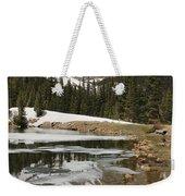 Mountain Magic Weekender Tote Bag