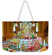 Mountain Of Christmas Cheer Weekender Tote Bag