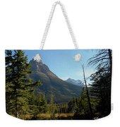 Mountain Opening Weekender Tote Bag