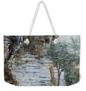 Mountain Pass Weekender Tote Bag