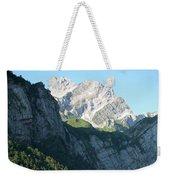Mountain Sight Weekender Tote Bag
