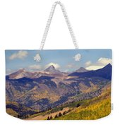 Mountain Splendor 2 Weekender Tote Bag