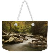 Mountain Stream 2 Weekender Tote Bag
