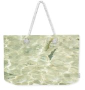 Mountain Stream Trout Weekender Tote Bag