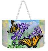 Mountain Swallowtail Weekender Tote Bag