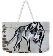 Mountain Tiger Weekender Tote Bag