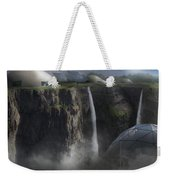 Mountain Top Weekender Tote Bag