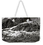 Mountain Track Weekender Tote Bag