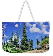 Mountain Trail - Olympic National Park Weekender Tote Bag