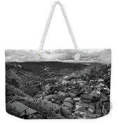 Mountain Valley Weekender Tote Bag