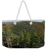Mountain View, Acadia National Park Weekender Tote Bag