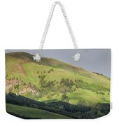 Mountain View From Gothic Road Weekender Tote Bag