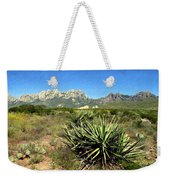 Mountain View Las Cruces Weekender Tote Bag