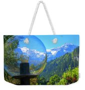 Mountain World 5 Weekender Tote Bag