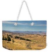 Mountainous Terrain In Central Oregon Weekender Tote Bag