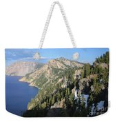 Mountains Around Crater Lake Weekender Tote Bag
