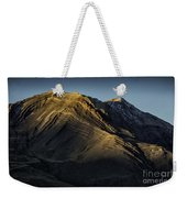 Mountains In Argentina Weekender Tote Bag