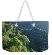Mountains Of Lousa Weekender Tote Bag