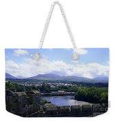 Mountains Of Wales Weekender Tote Bag