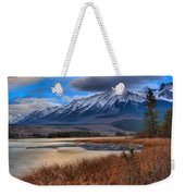 Mountains Over Talbot Weekender Tote Bag