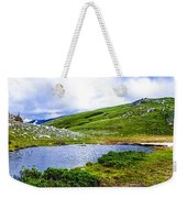 Mountains Weekender Tote Bag